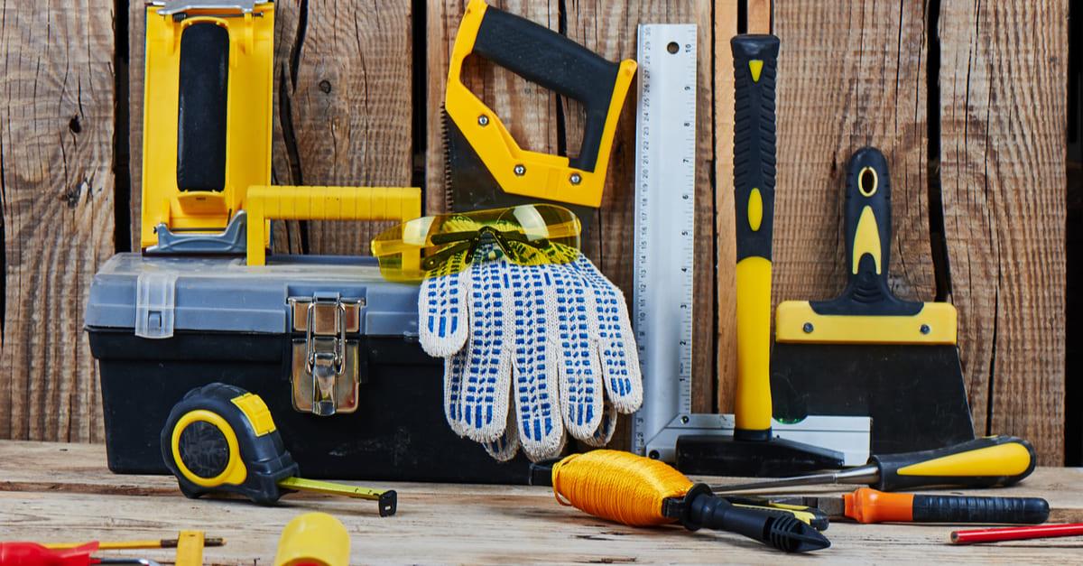 Saiba como montar um kit ideal de ferramentas