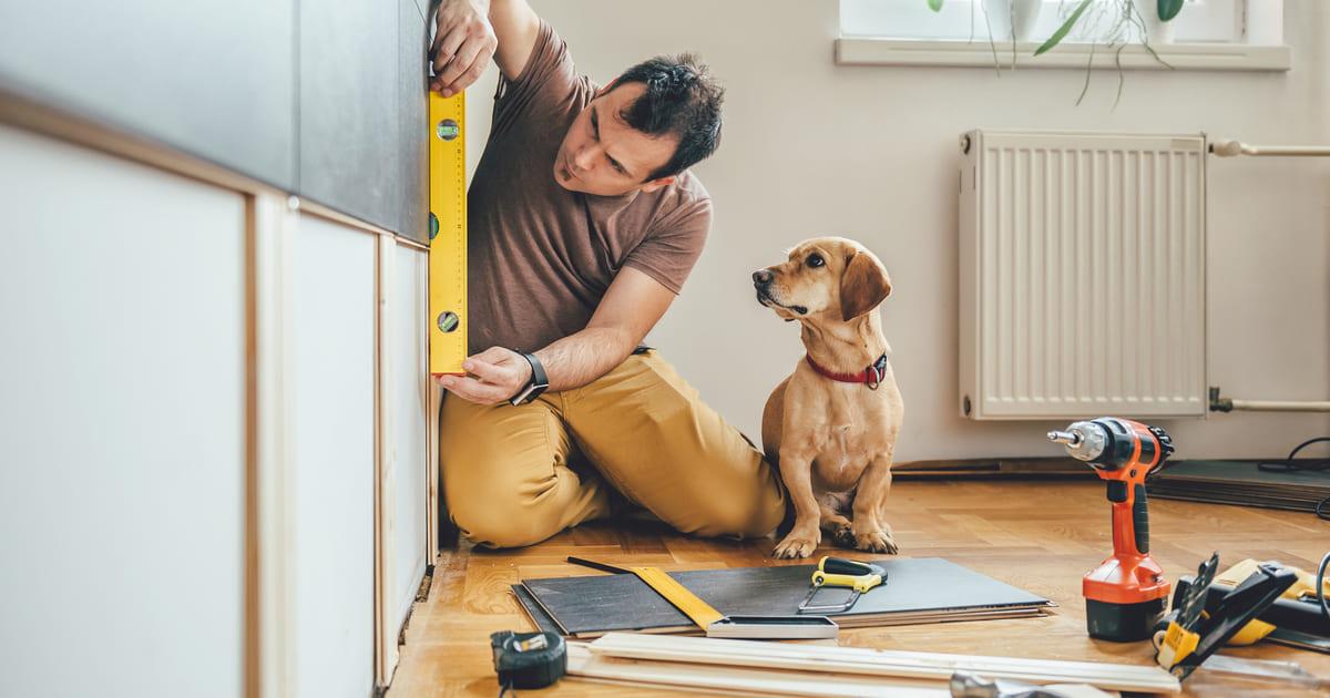 3 truques de reparos em casa