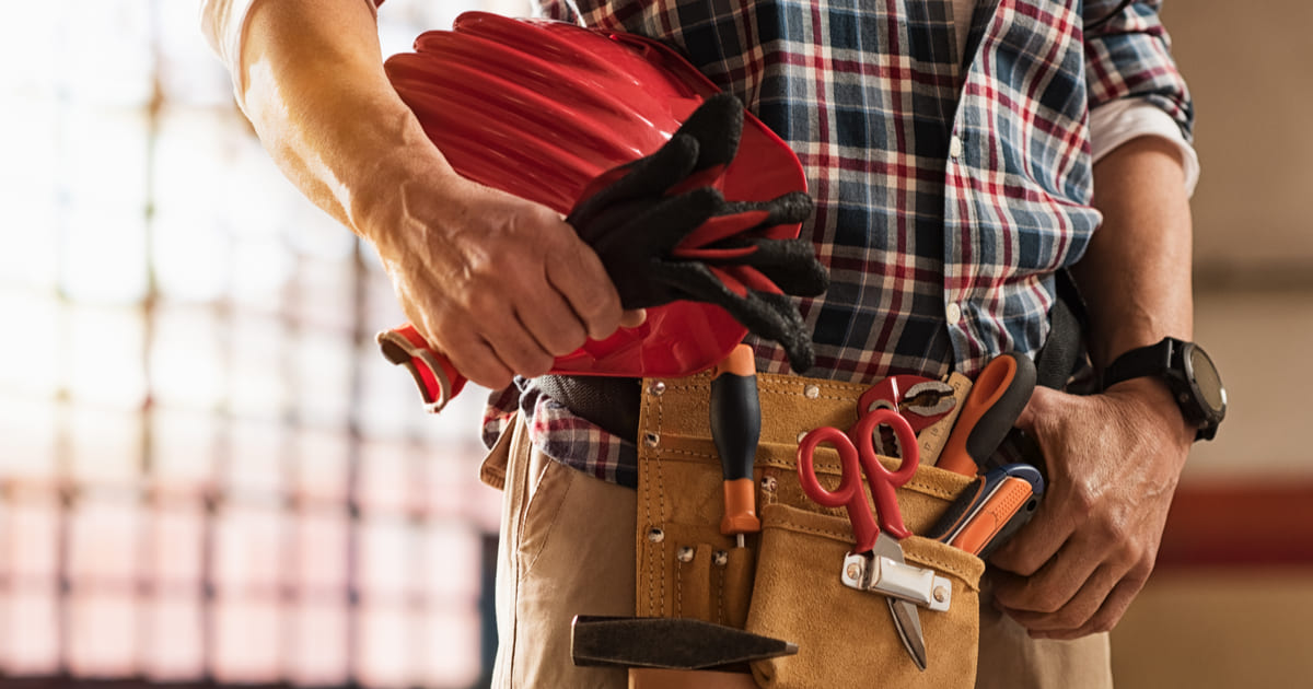 Equipamentos de segurança: proteção durante suas manutenções em casa