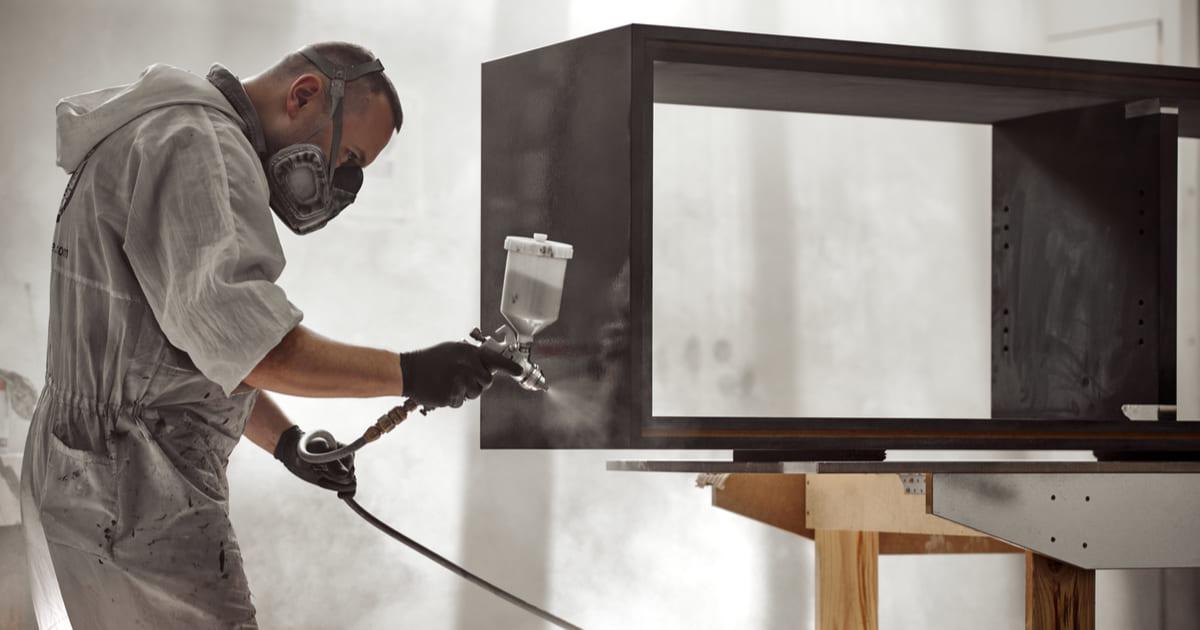Vale a pena investir em uma máquina de pintura?